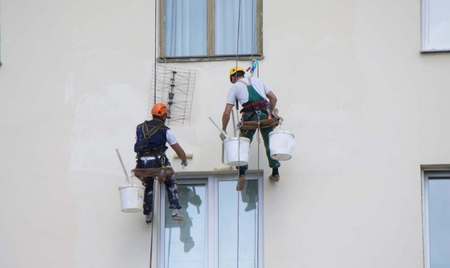 Wer malt Ihr Haus?